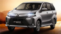 Nationwide promos for the Toyota Avanza