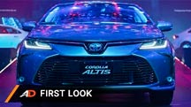 2020 Toyota Altis - First Look