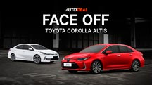 Face-Off: Old vs 2020 Toyota Corolla Altis