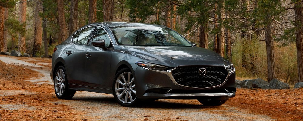 Refined For Every Sense, The All-New Mazda 3