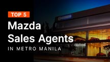 Top Mazda Sales Agents in Metro Manila on AutoDeal