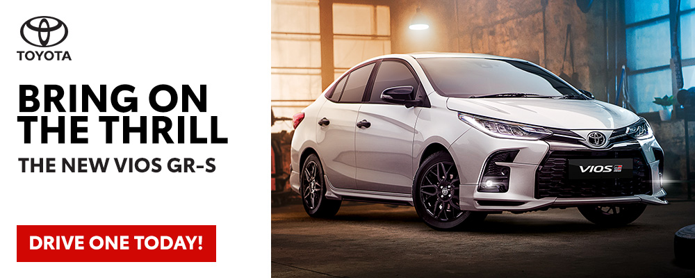 The New Vios GR-S