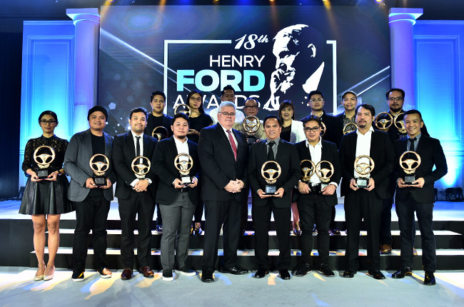 18th Henry Ford Awards winners