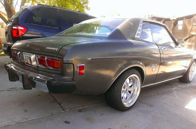 1975 Celica Coupe