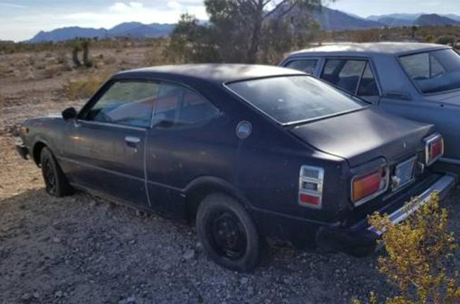1975 Corolla SR5