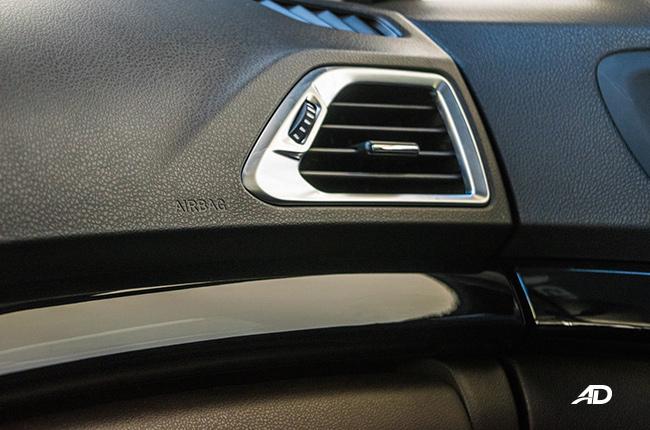 2018 GAC GS4 airbag