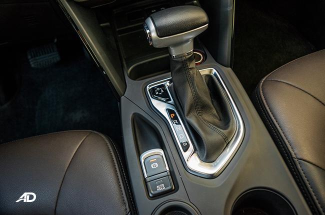 2018 GAC GS4 brake hold
