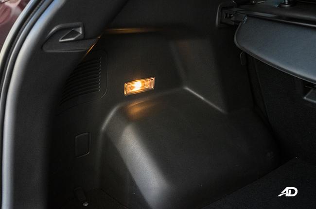 2018 GAC GS4 interior