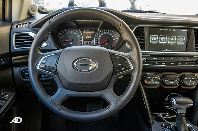 2018 GAC GS4 steering wheel