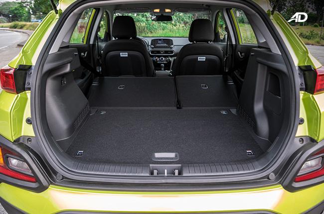 2018 Hyundai Kona cargo