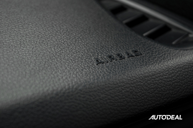 2018 JAC S3 airbag