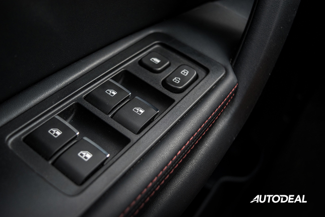 2018 JAC S3 door controls