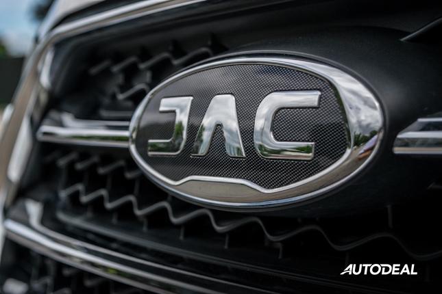 2018 JAC S3 philippines badge