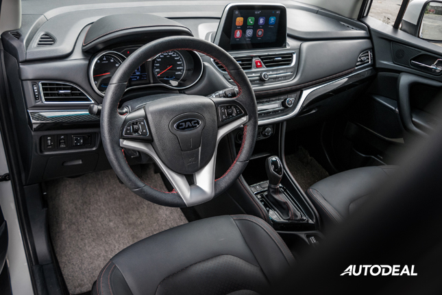2018 JAC S3 PHILIPPINES CABIN