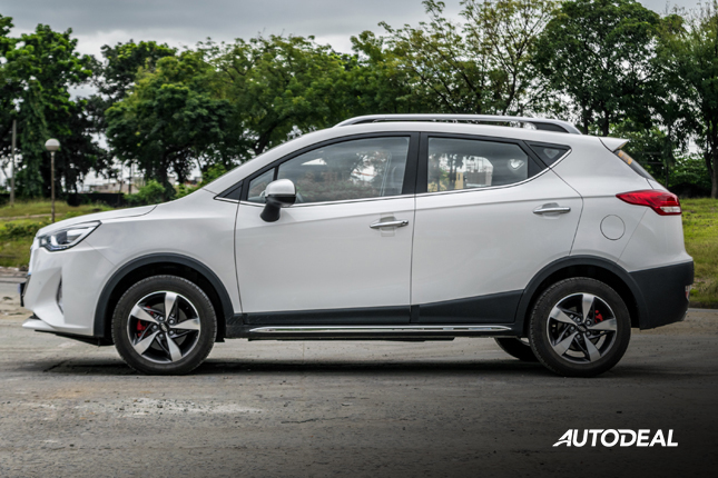 2018 JAC S3 philippines side