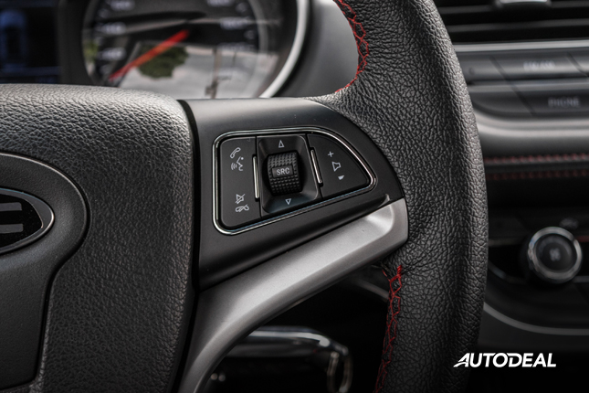 2018 JAC S3 philippines steering wheel control