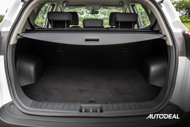 2018 JAC S3 philippines trunk