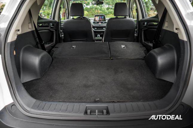 2018 JAC S3 trunk