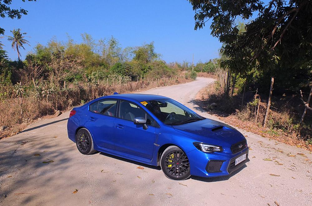 2018 Subaru Impreza STI