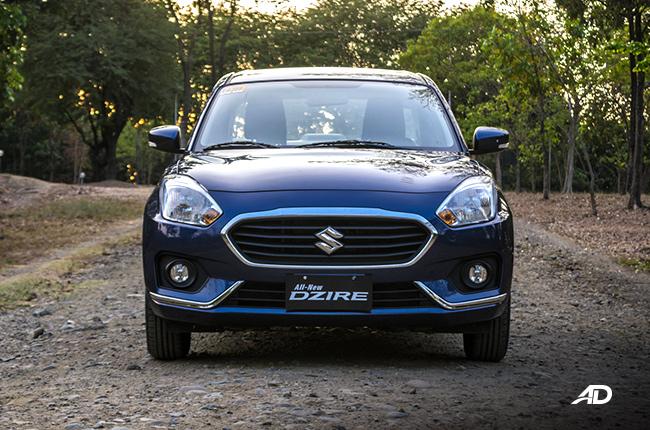 2018 Suzuki Dzire Philippines