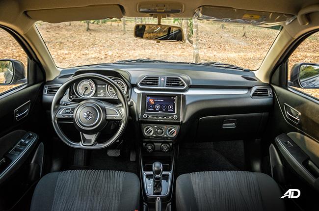 2018 Suzuki Dzire Philippines interior