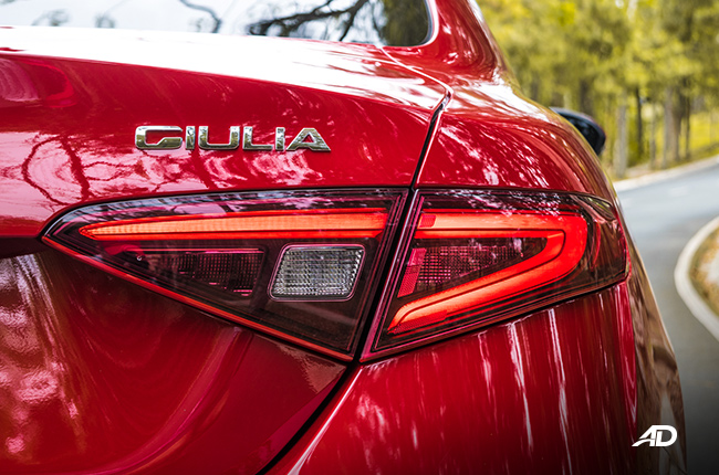 2019 Alfa Romeo Giulia Exterior Photo Gallery