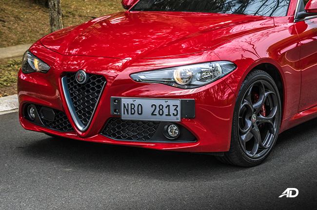 2019 Alfa Romeo Giulia Exterior Photo Gallery