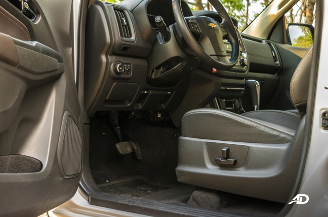 2019 Chevrolet Colorado interior