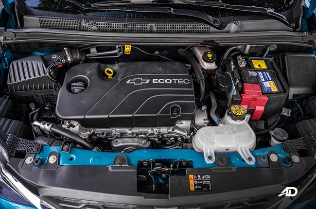 2019 Chevrolet Spark engine Philippines