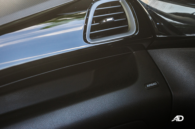 2019 Chevrolet Spark interior Philippines