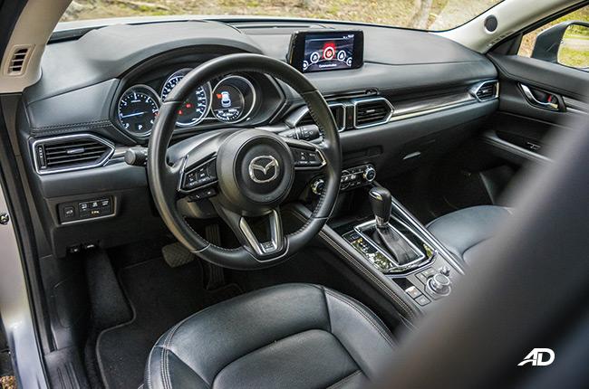 2019 cx-5 interior