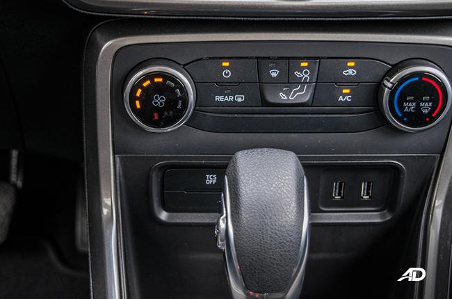 2019 ford ecosport 1.5 interior