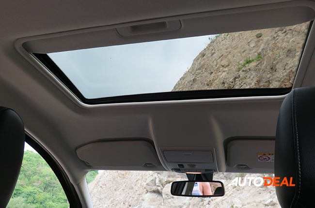 2019 Ford EcoSport Titanium sunroof