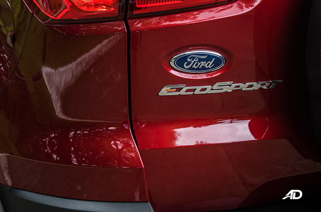 2019 ford ecosport trend interior philippines