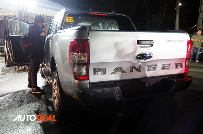 2019 Ford Ranger Launch Philippines 1