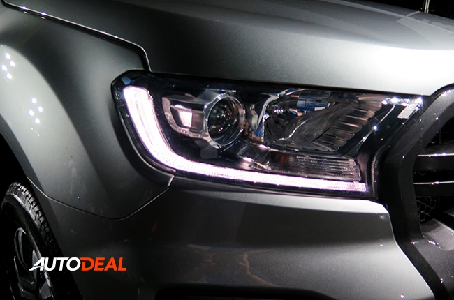 2019 Ford Ranger Launch Philippines Headlights