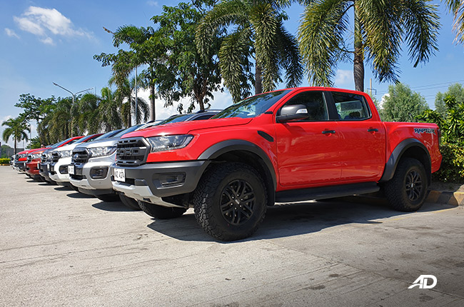 2019 Ford Ranger Media Drive