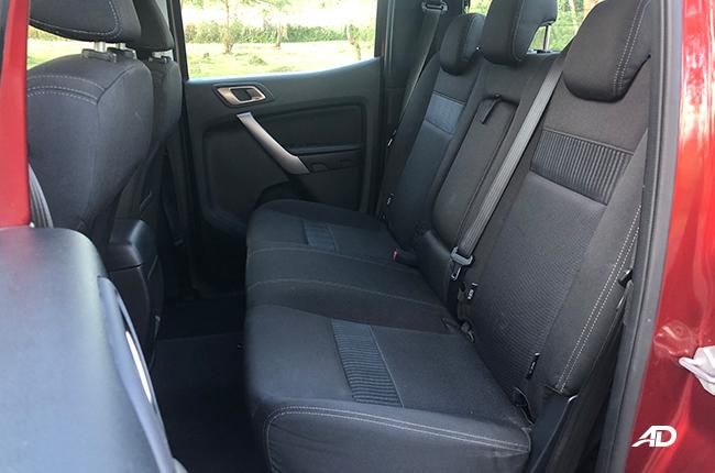 2019 Ford Ranger XLT Interior
