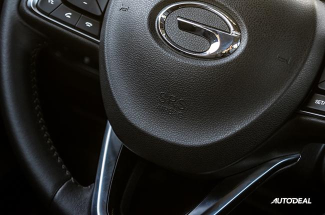 2019 GAC GA4 airbag
