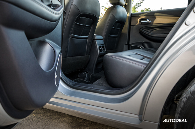 2019 GAC GA4 Review rear cabin