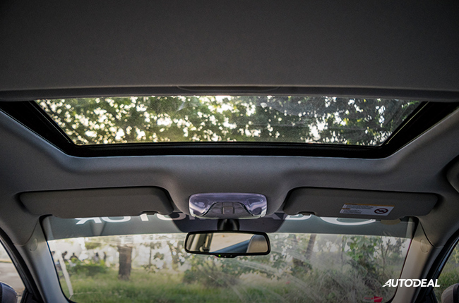 2019 GAC GA4 sunroof