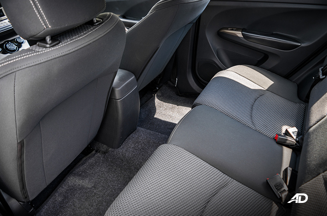 2019 Haima M3 Interior & Cargo Space Review
