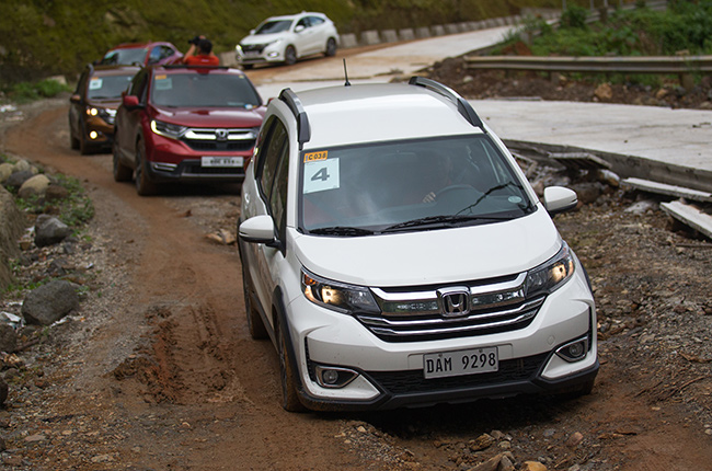 2019 Honda BR-V First Drive Review