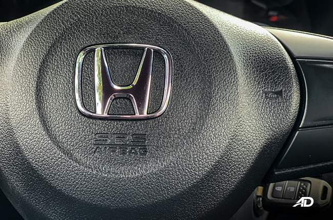 2019 honda brio safety