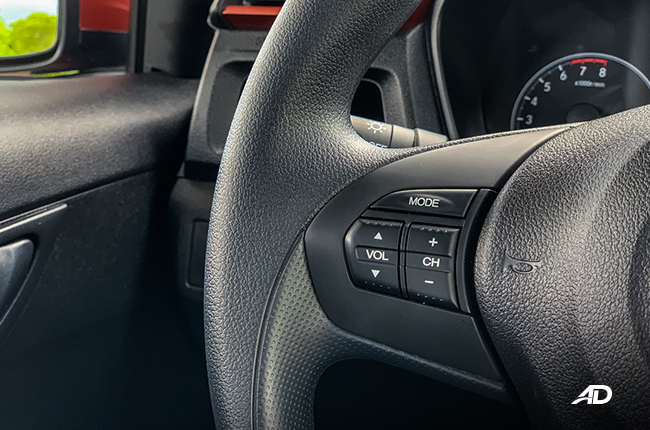 2019 honda brio technology