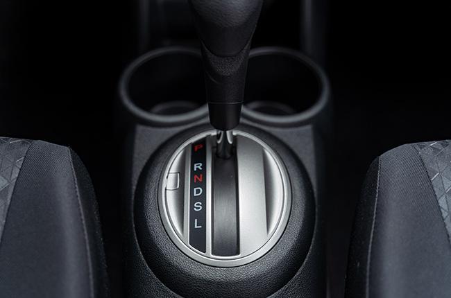 2019 Honda Brio transmission