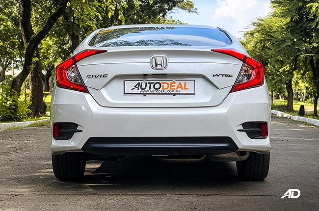 2019 Honda Civic 1.8 Exterior Philippines