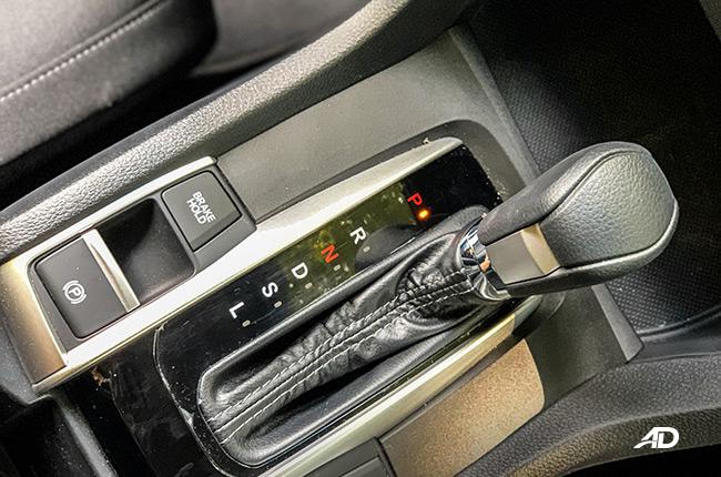 2019 Honda Civic 1.8 Interior Philippines
