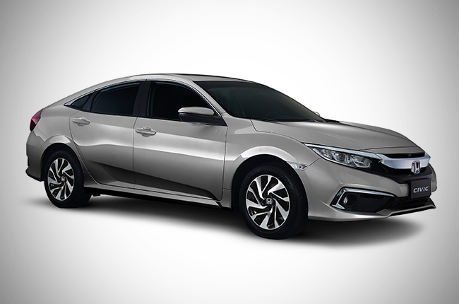 2019 Honda Civic 1.8 S CVT