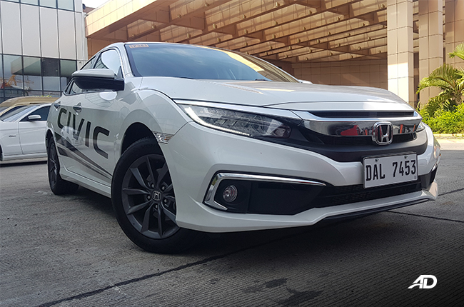 2019 Honda Civic E